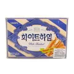 White Heim Cream Filled Biscuit