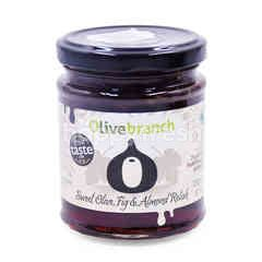 Olive Branch Sweet Olive, Fig & Almond Relish