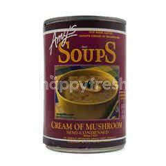 Amy's Cream of Mushroom Soup