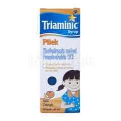 Triaminic Flu Orange Flavor Syrup