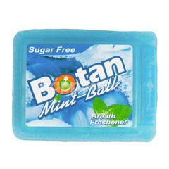 Botan Mint - Ball Breath Freshener