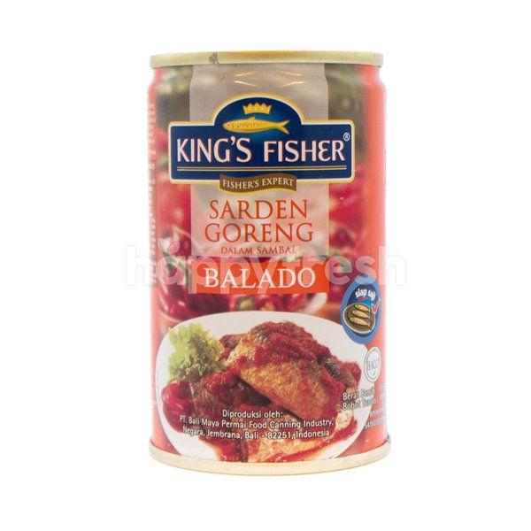 King's Fisher Balado Sardines