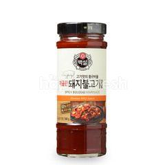 CHEILJEDANG Beksul Spicy Bulgogi Marinade