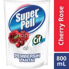 Super Pell Floor Cleaner Cherry Rose