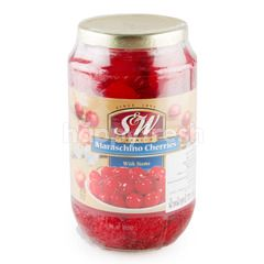 S&W Maraschino Cherries