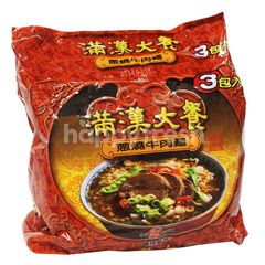 Unif Manhan Scallion Beef Pack Noodle