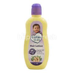 Cussons Baby Hair Lotion Naturals