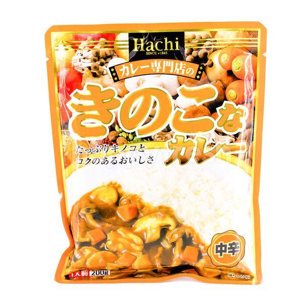 Hachi Kinoko Na Curry Chukara
