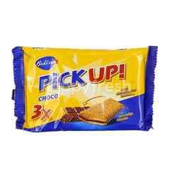 Bahlsen Pick Up Choco Biscuit (3Pcs)