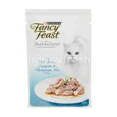 Purina Fancy Feast Inspirations With Tuna, Courgette & Wholegrain Rice