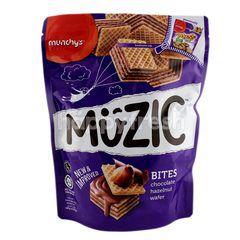Munchy's Muzic Bites Chocolate Hazelnut