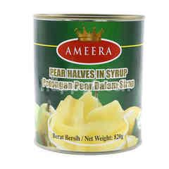 Ameera Pear Halves In Syrup