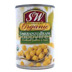 S&W Organic Garbanzo Beans