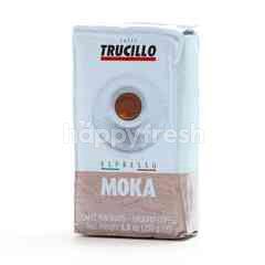 Caffe Trucillo Espresso Moka Ground Coffee