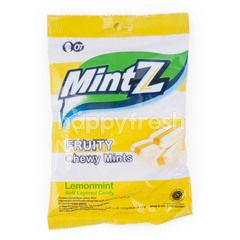 MintZ Lemonmint Chewy Candies