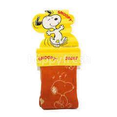 Peanuts Kaus Kaki Snoopy Tipe SN6W001