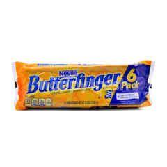 Nestlé Butterfinger Chocolate Bars (6 Pack)
