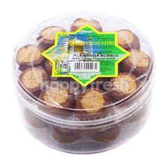 My Biscuit Alamanda Bubble Peanut Cookie (Biskut Kacang Alamanda Bubble)