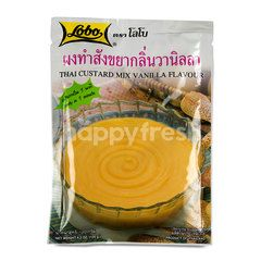 Lobo This Custard Mix Vanilla Flavour