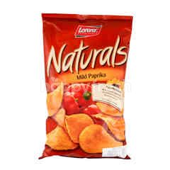 Lorenz Naturals Mild Paprika Potato Chips