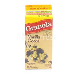 Sweet Home Farm Granola Vanilla Cocoa