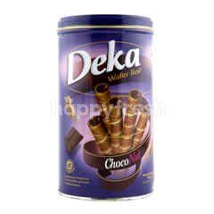 Deka Wafer Roll Choco Nut
