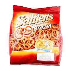 LORENZ Saltletts Brezel With Sea Salt
