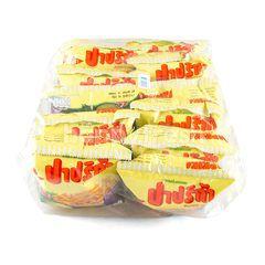 Paprika Potato Snack