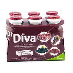 Diva Mix Berries Juice Drink