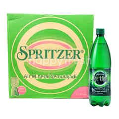 Spritzer Sparkling and Natural Mineral Water Package