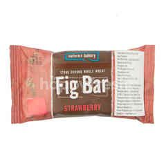 Nature's Bakery Stone Ground Whole Wheat Fig Bar Strawberry