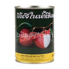 Pigeon Brand Lychee In Syrup Special Selected