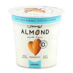 Hooray! Fermented Almond Non Dairy Original Flavour