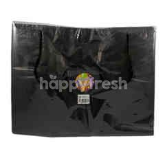 Happy Party Kantong Plastik Hitam Ukuran Jumbo 40cm