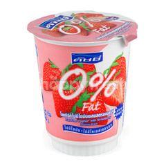 Dutchie Fat Free Yogurt With Strawberry