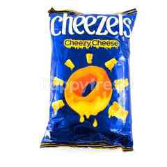 Cheezels Cheezy Cheese
