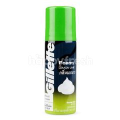 Gillette Lemon Lime Shaving Foam