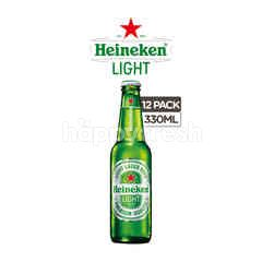 Heineken International Light Bottled Lager Beer