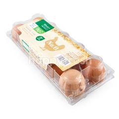 บิ๊กซี ไข่ไก่ เบอร์ 0 (10 ฟอง)