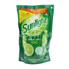Sunlight Jeruk Nipis 100 Sabun Pencuci Piring