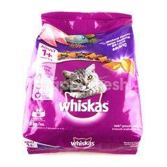 Whiskas Mackerel Cat Food Adult 1+