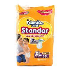 MamyPoko Popok Celana Bayi Standar Ukuran XL