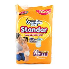 MamyPoko Standard Baby Diaper XL (38 pieces)
