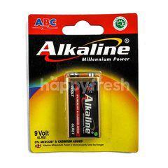 ABC Baterai Alkaline 6LR61