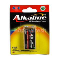 ABC Alkaline Battery 6LR61
