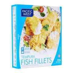 Pacific West Tempura Fish Fillets (5 Fillets)