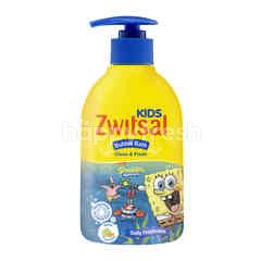 Zwitsal Bubble Bath Clean & Fresh