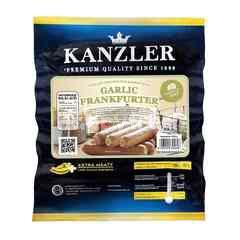 Kanzler Sosis Frankfurter Sapi Bawang Putih