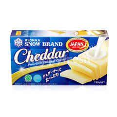 MEGMILK Snow Brand Processed Cheddar Cheese