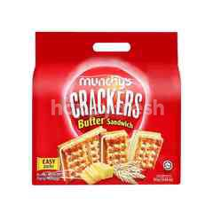 Munchy's Value Pack Cracker Sandwich Butter